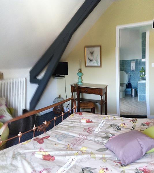 Chambre Double • Hôtel Auberge Du Puits (Souillac