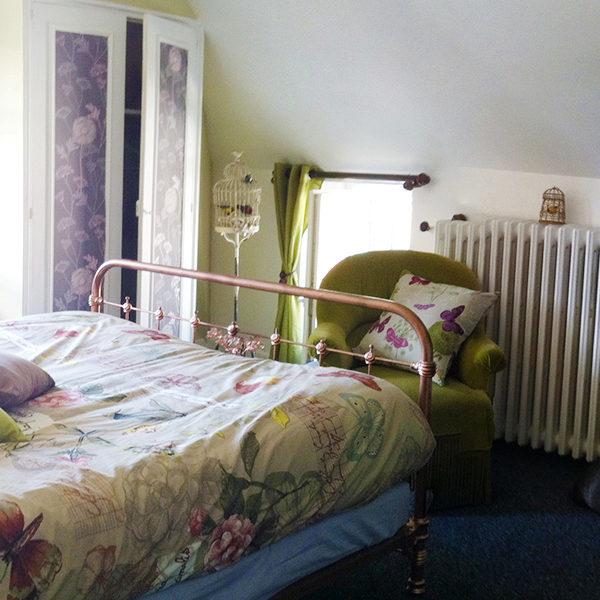 chambre double Auberge du Puits Souillac
