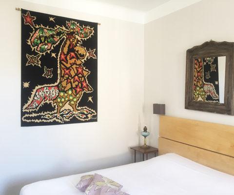 Hotel Souillac chambre double supérieure Auberge du Puits