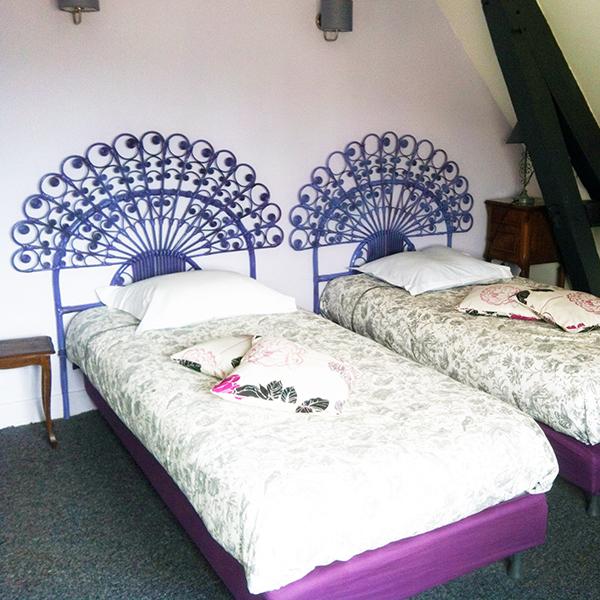 Hotel Souillac twin Auberge du Puits